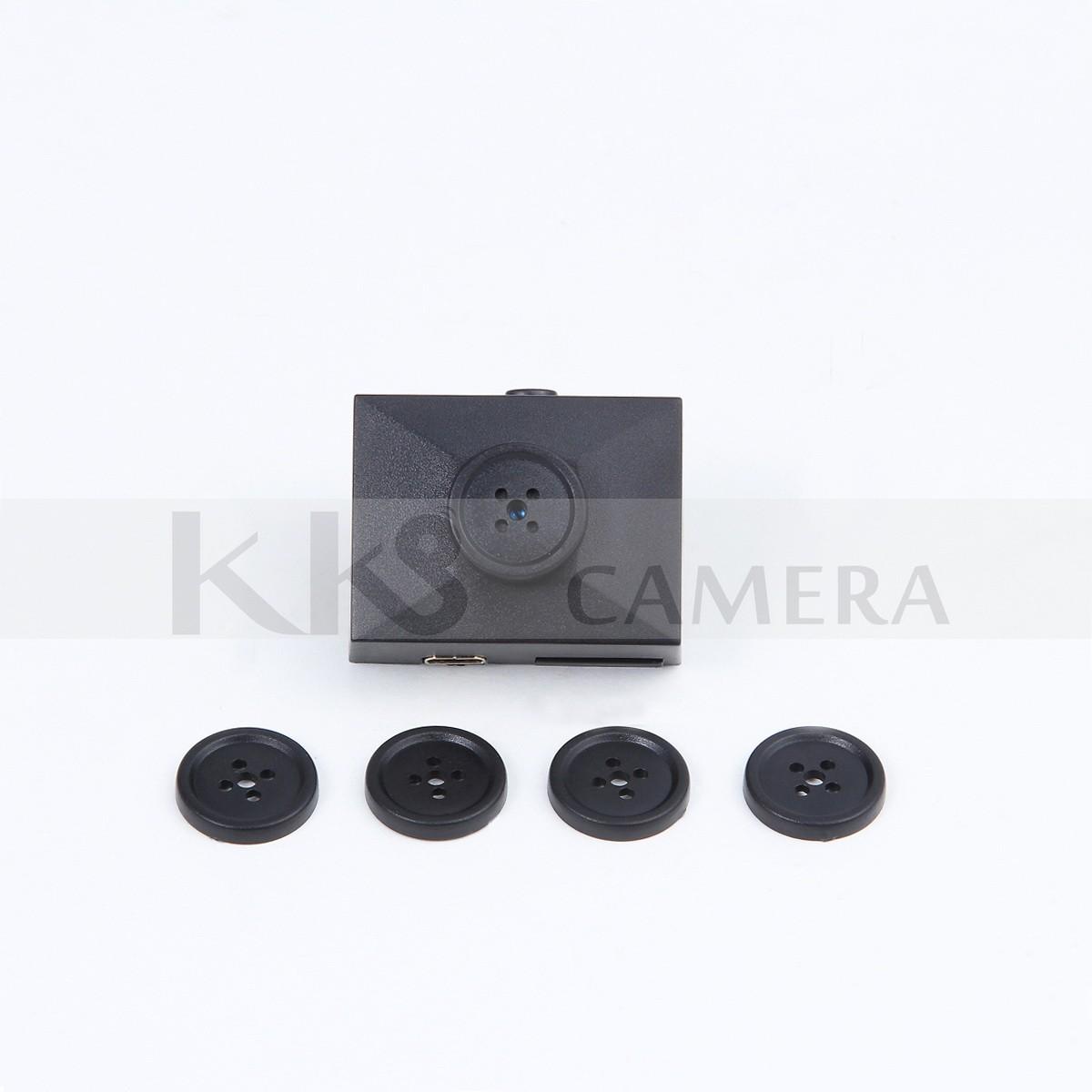 HD Hidden Button Camera