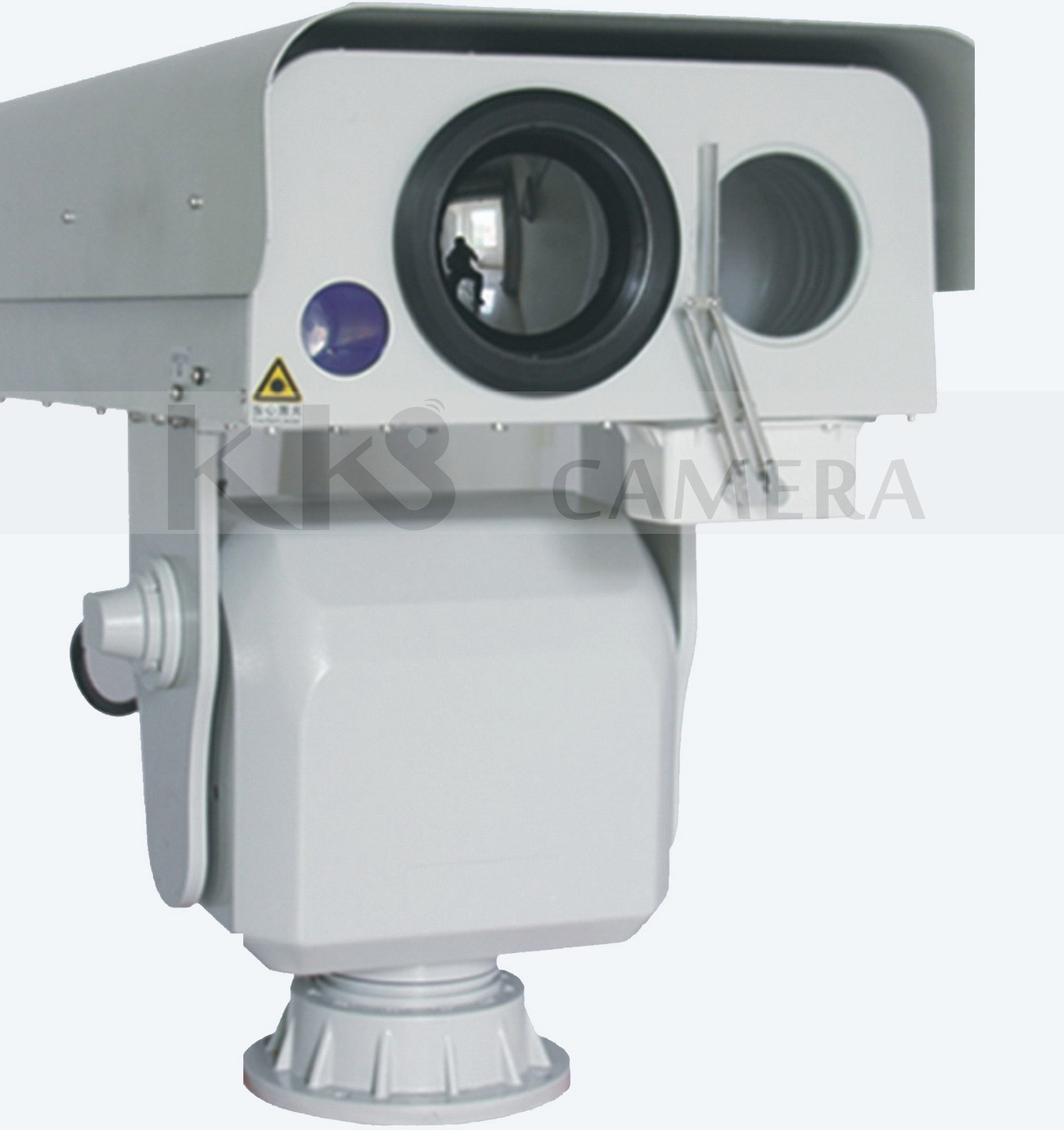 Laser & Optical & Thermal  All-in-one Camera