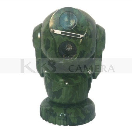 800m HD Optical & Thermal Imaging PTZ Camera