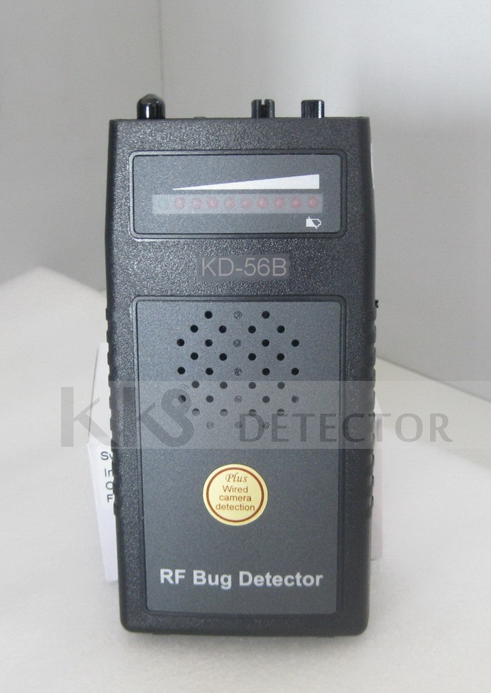 High Sensitivity RF Bug Detector