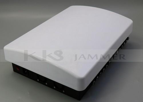 14Bands Built-in Antenna Signal Jammer,5G Cellphone Jammer