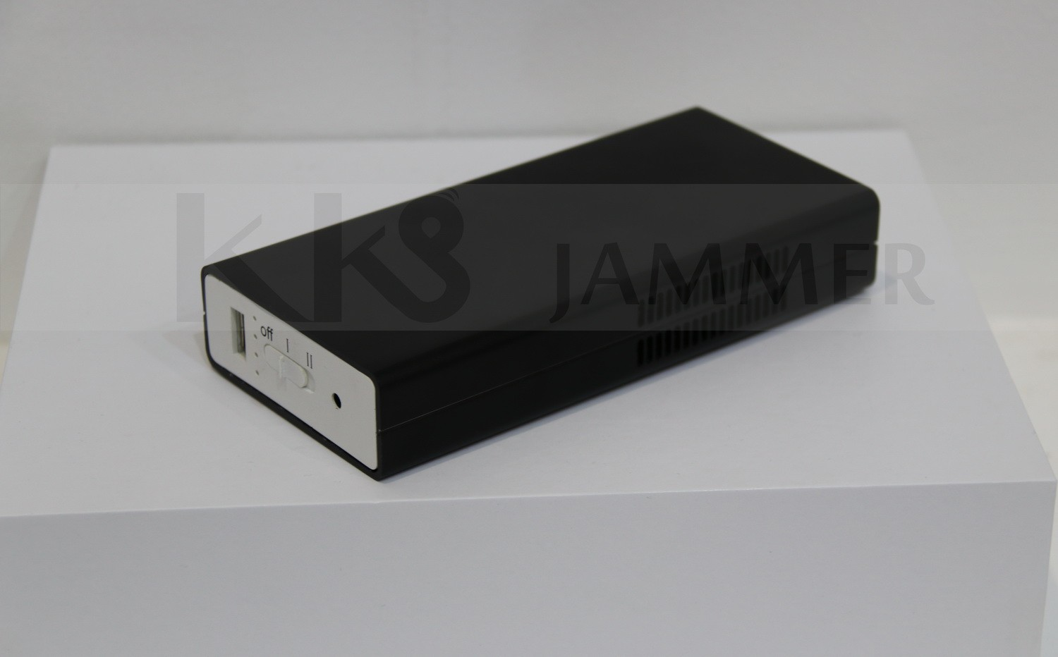 Handheld Audio Recorder Jammer