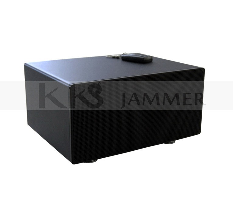 Third Generation Audio Recorder Jammer