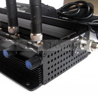8 Antennas GPS LOJACK WIFI Jammer