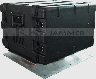 High Power Vehicle-Mounted Drone Jammer