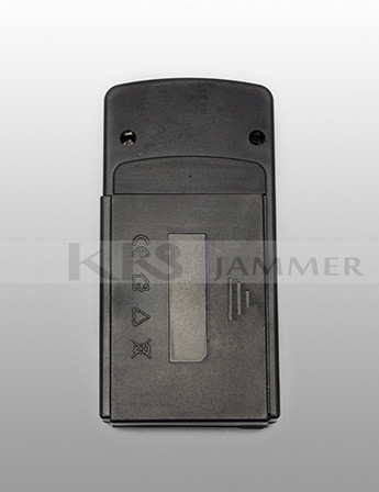 Built-in Antenna Handheld GPS Jammer