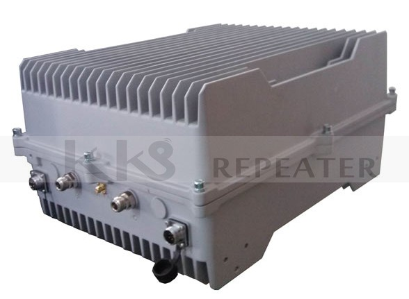 Anti mobile jammer - Mobile Signal Repeater , Signal Booster Tri Bands GSM900 / Dcs1800 / WCDMA2100