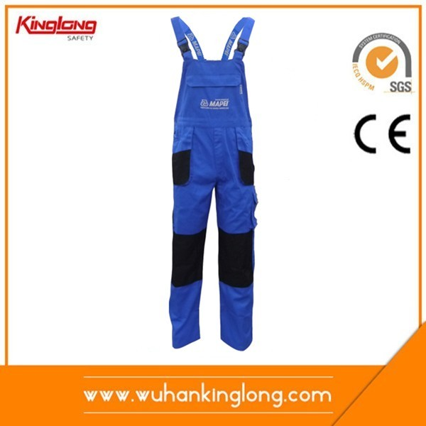 Wholesale Price Work Trousers Cotton Bib Pants